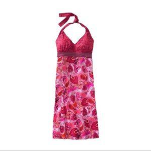 Athleta Printed Pack Anywhere Dress